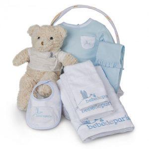 Bathtime Baby Gift Basket
