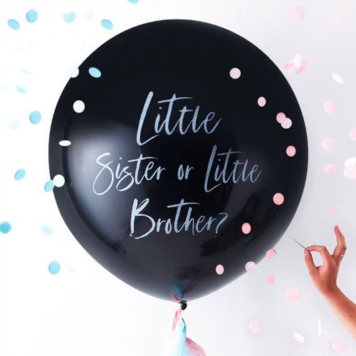 Brother or Sister Balloon