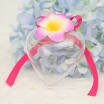 Hanging Heart Bauble Container
