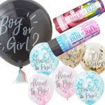 Gender Reveal Deluxe Pack