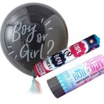 Gender Reveal Party Pack