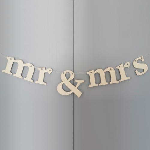 Mr and Mrs Lasercut Bunting
