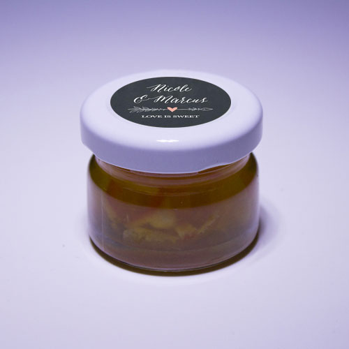 Mini Jam Jar Favour