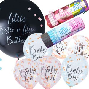 Gender Reveal Luxury Pack
