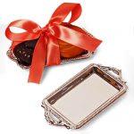 Mini Silver Platter Tray