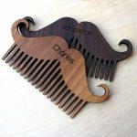 Personalised Beard Comb