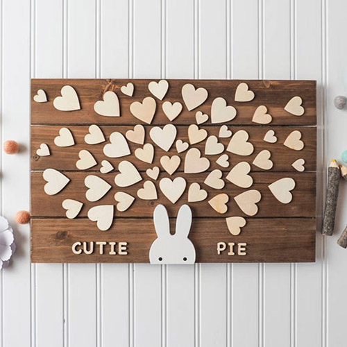 Baby Wall Hanging Guestbook