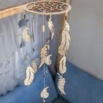 Baby Hanging Dreamcatcher