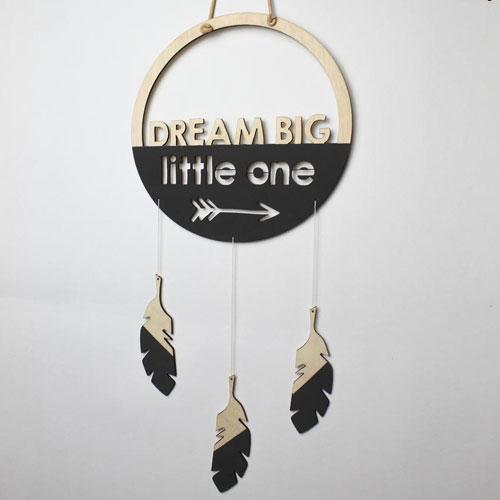 Baby Wall Dreamcatcher