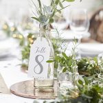 Botanics Table Number