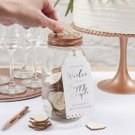 Guest Book Wishing Jar