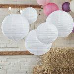 Paper Lanterns Set