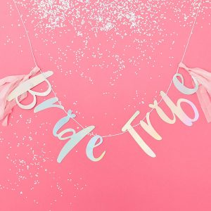 Bride Tribe Party Bunting