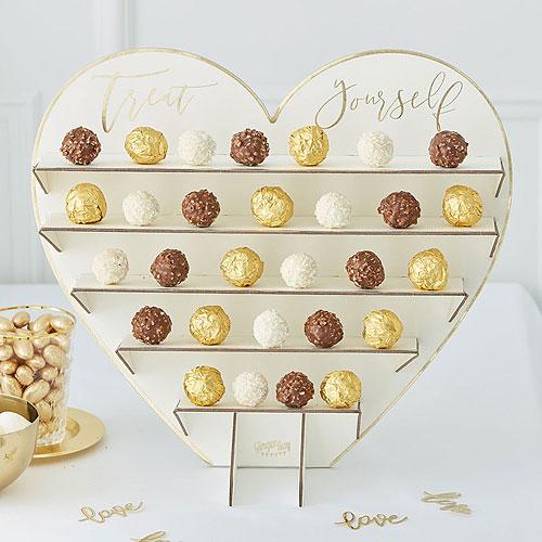 Chocolate Display Stand