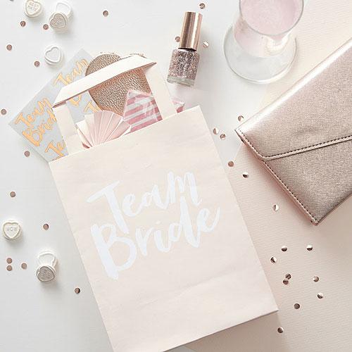 Team Bride Hen Party Bags