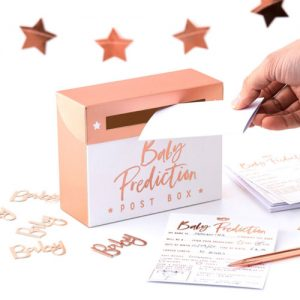 Baby Prediction Box Game