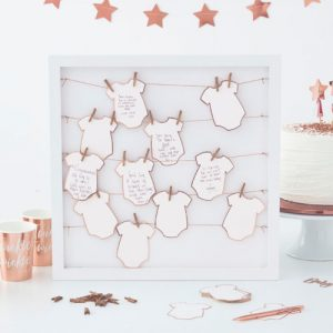 Babygrow Alternative Frame Guest Book
