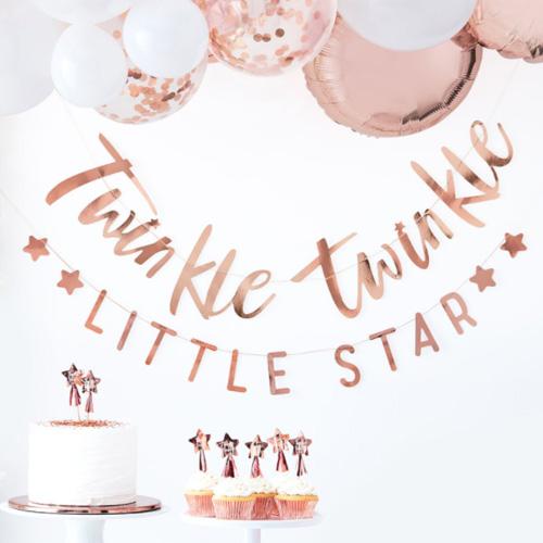 Twinkle Twinkle Little Star Banner
