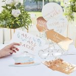 Personalised Wedding Photo Booth Props