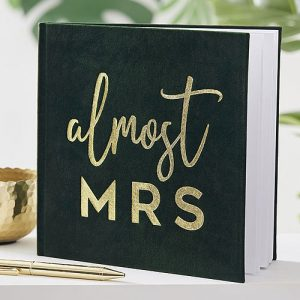 Almost Mrs Hen Guest Book
