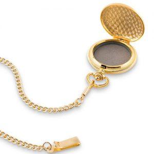 Pocket Watch Case Ring Holder