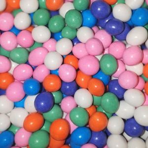 Multi-coloured Candy Peanuts