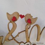 Couples Name Wooden Sign