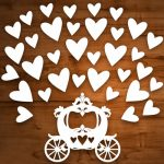 Carriage Hearts Guestbook