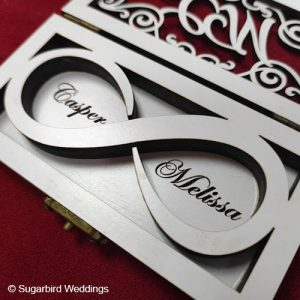 Infinity Ring Box