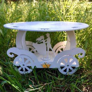 Cinderella Cake Stand