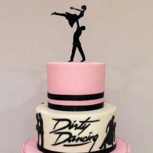 Dirty Dancing Cake Topper