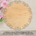 Round Decorative Underplate 1