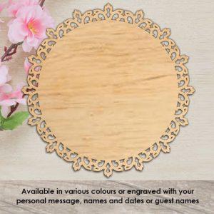 Round Decorative Underplate 2