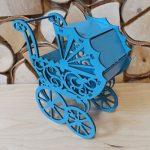Baby stroller sweet basket