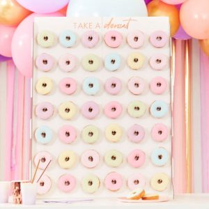 Large Donut Wall